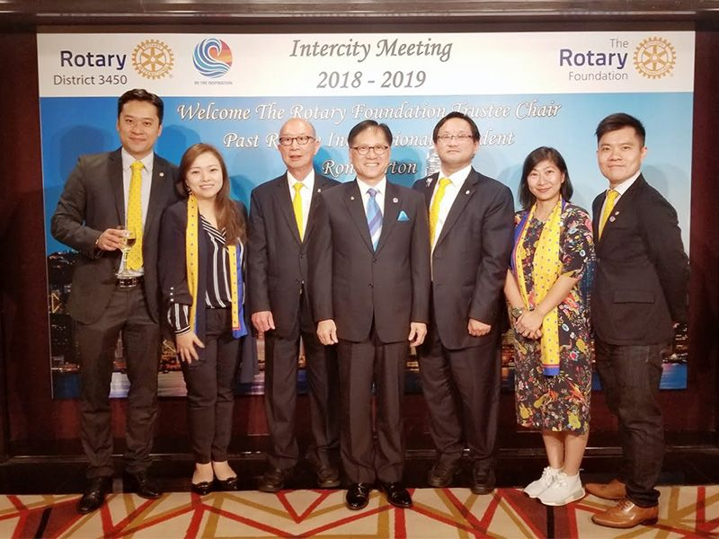 Intercity Meeting November 2018